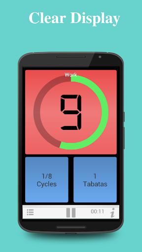 Tabata Timer for HIIT 26.0.7 screenshots 3