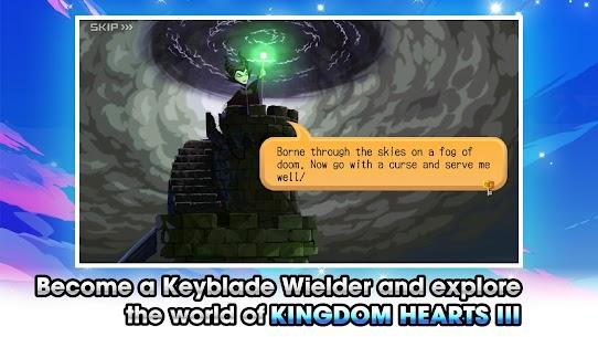 KINGDOM HEARTS Union χ[Cross] MOD Apk 3.5.2 (Unlocked) 1