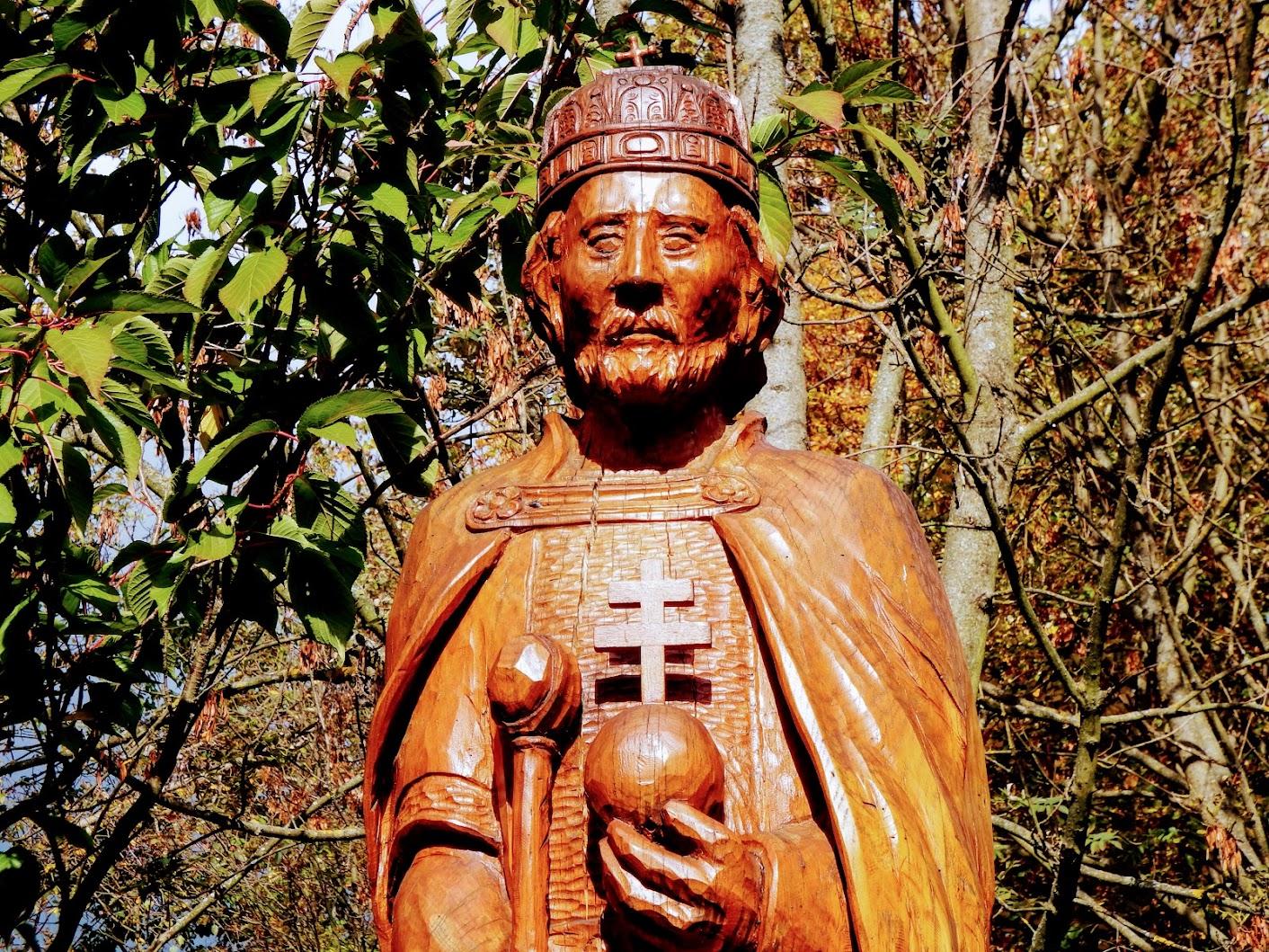 Velem - Első Magyar Szentcsalád (Szent István király, Boldog Gizella és Szent Imre herceg)