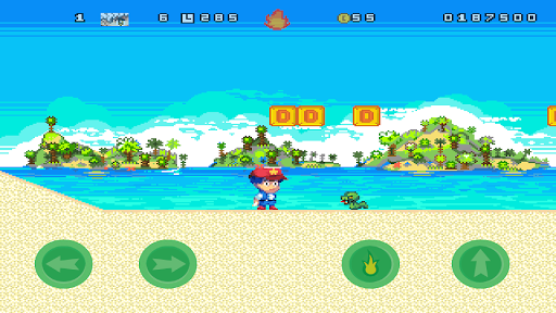 Super Dario World 2 - Jungle Boy Adventure 2020 1.1.12 screenshots 1