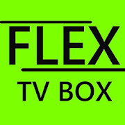 Flex TV Box - Movies TV Show & Live TV