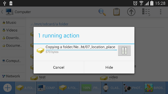 Computer File Explorer 8