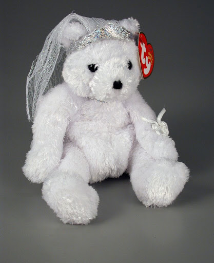 Stuffed animal:Bride