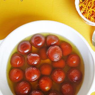 Gulab Jamun Recipe , How To Make Gulab Jamun