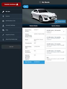 My Mazda- screenshot thumbnail