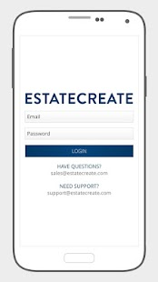 Estatecreate- screenshot thumbnail