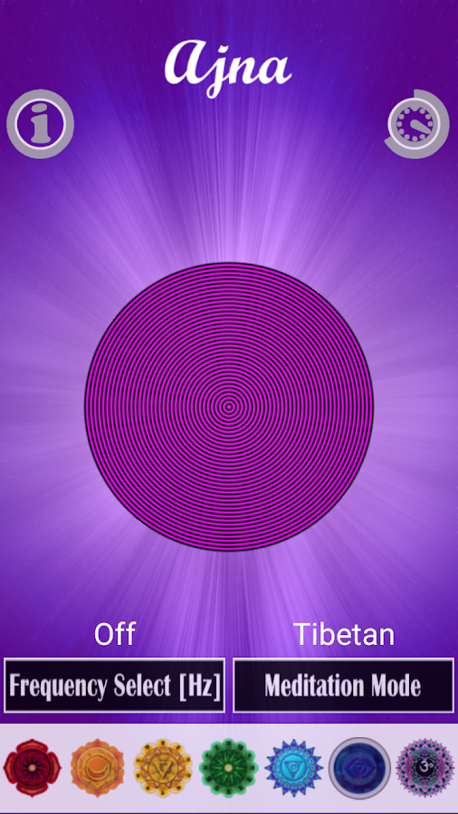 Chakra Cleansing Binaural beat- screenshot