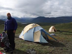 Photo: 30 July 2011 campsite