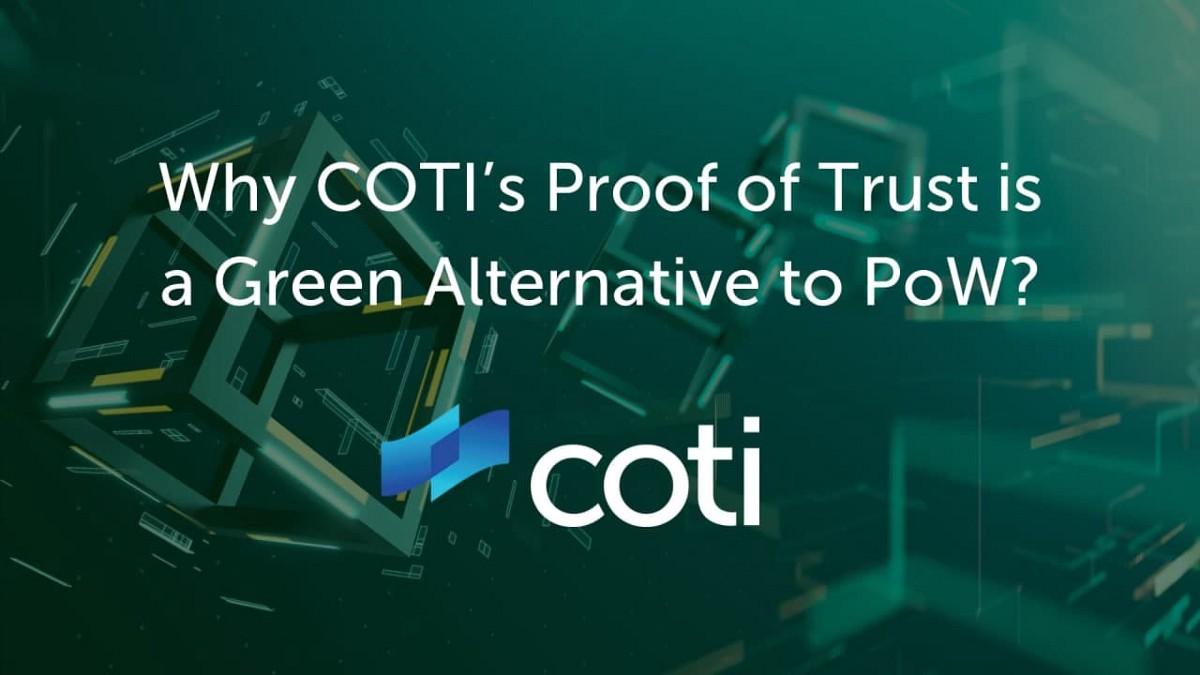 Blog COTI PoT