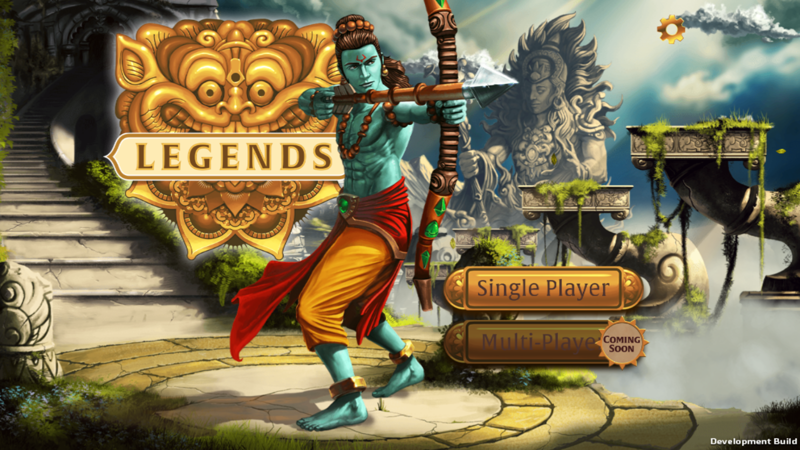 Gamaya Legends- screenshot