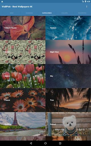 Best Wallpapers 4K - WallPick screenshot 10