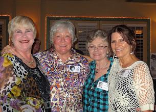 Photo: Dorothy (Dodi) Moench Speece, Jane Young Dixon, Sonja Alexander Ikerman, Sandy Wilson Jung