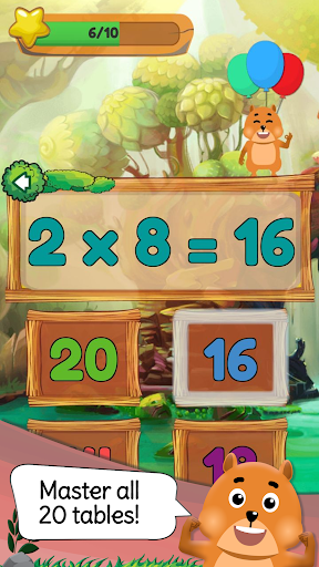 Times Tables & Friends: Free Multiplication Games apkpoly screenshots 3