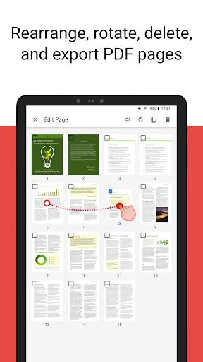 PDF Reader screenshot 13