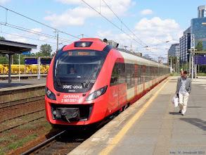 Photo: 35WE-004 (SKM Wwa), Otwock - Piastów {Warszawa Zachodnia; 2014-07-13}