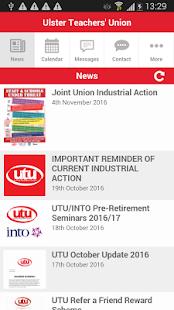 Ulster Teachers' Union - náhled