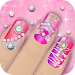 Girl Nail Art Designs icon