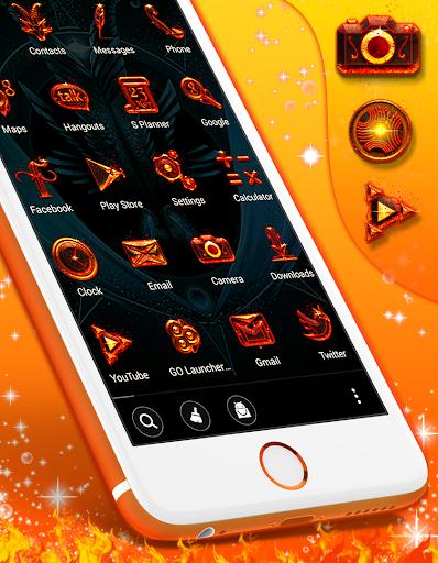 Fire GO Launcher 1.184.1.102 screenshots 2