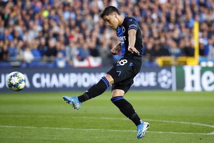 Bruggeling wil zich tonen om terug in aanmerking te komen voor de nationale ploeg van Uruguay