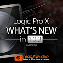Course for Logic Pro X 10.3 icon
