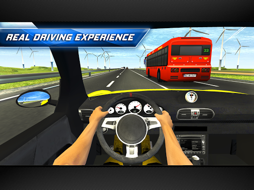 Racing in City - In Car Driving 3D Fast Race Game 2.0.2 screenshots 11