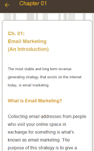 Email Marketing Course - náhled