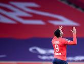 Lille OSC aan de leiding in de Ligue 1 dankzij twee doelpunten van Jonathan David
