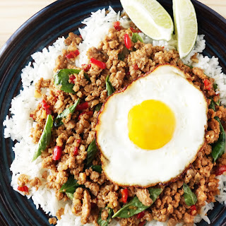 Thai Ground Pork Basil Recipes