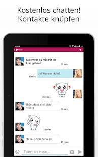 Flirten chatten treffen