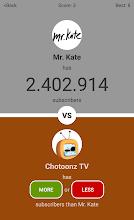 Who Has More Subscribers? screenshot thumbnail