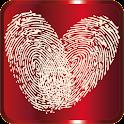 Love Fingerprint Scanner icon