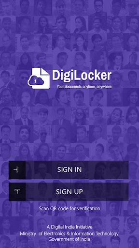 DigiLocker 5.1.9 screenshots 1