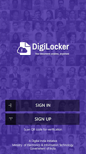 DigiLocker- screenshot thumbnail