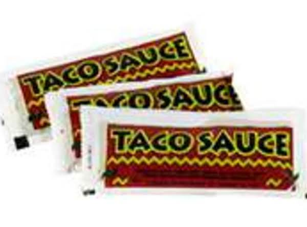 Amish Taco Sauce