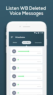 WhatsDelete: Recover Deleted Messages of WhatsApp  Download For Android 4