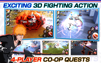 BLEACH Brave Souls APK screenshot thumbnail 10