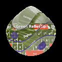 Green Reflection GO Keyboard icon