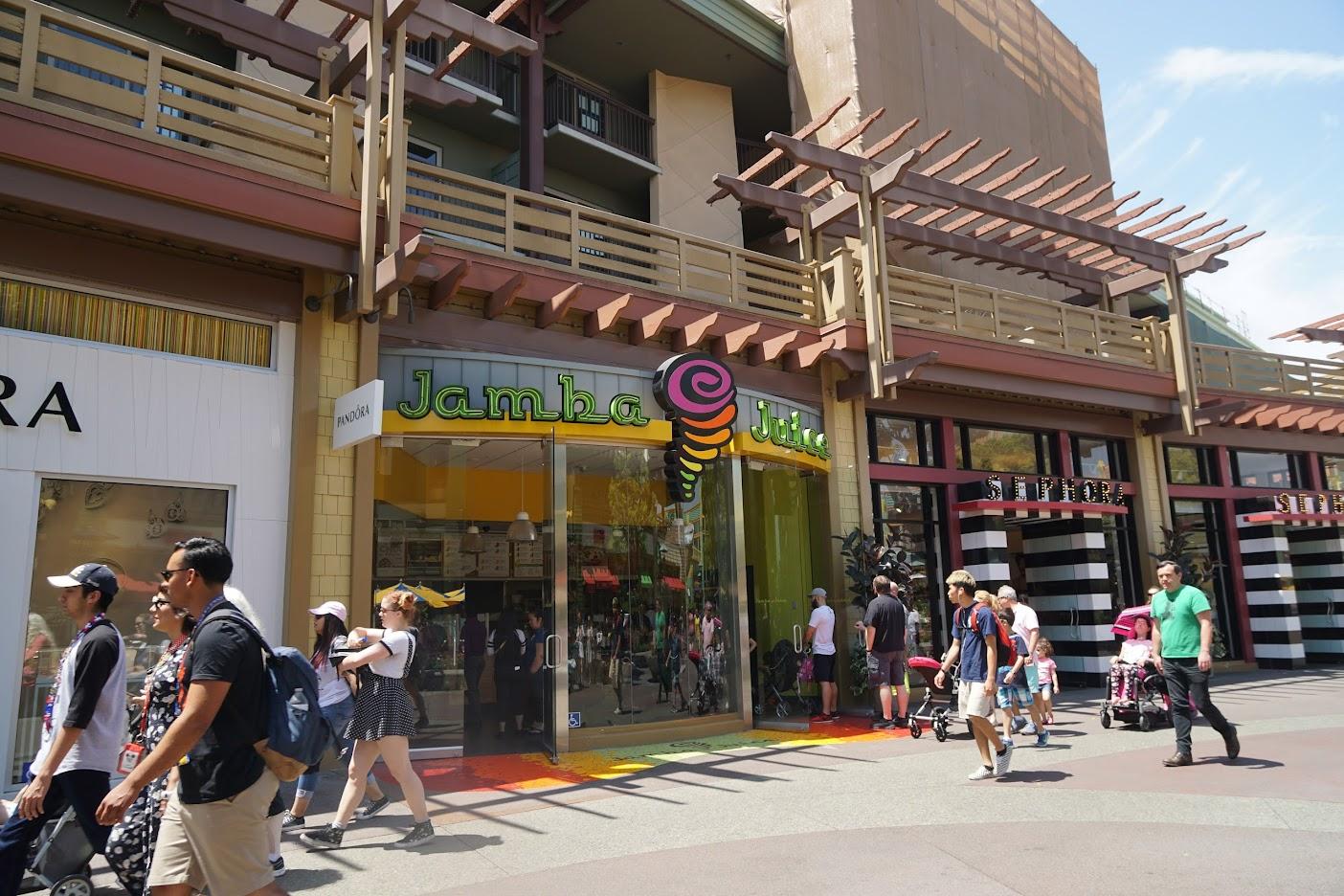 Downtown Disney Jamba Juice