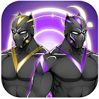 Create Your Own Black Panther icon