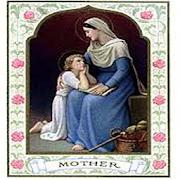Imágenes de la Virgen de Santa Ana