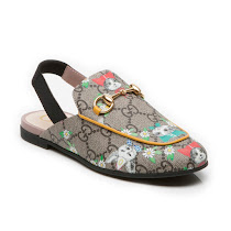 Gucci Princetown GG Pet Slip On SLIDE