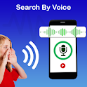 Voice Search Speak To search Voice Assistant Free icon
