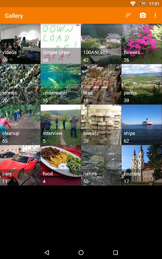 Screenshot for Simple Gallery Pro in United States Play Store