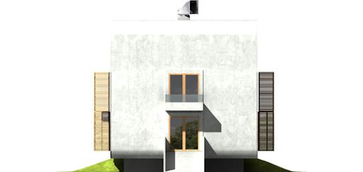 Box G2 - Elewacja przednia