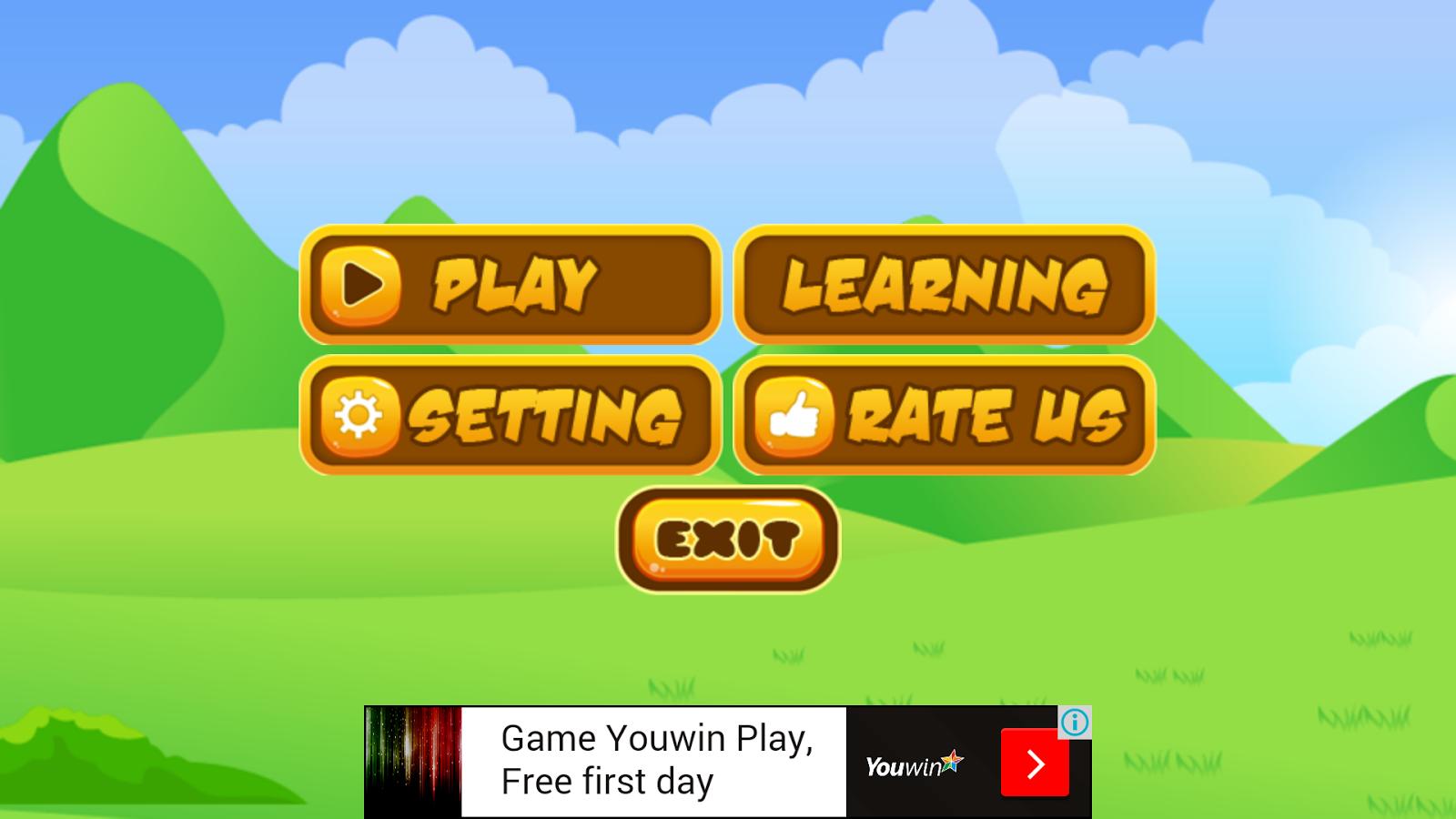 Fruit games free download - Kids Fruit Memory Game Screenshot
