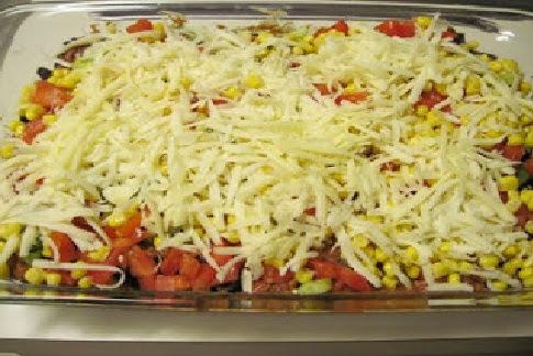 Recipe: Organic Beef And Bean Taco Casserole