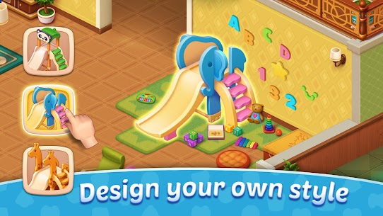 Baby Manor Mod Apk (Unlimited Money) 3