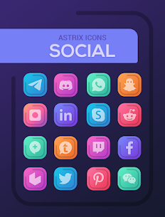 Astrix – Icon Pack v1.0.7 Patched Latest APK Free Download 4