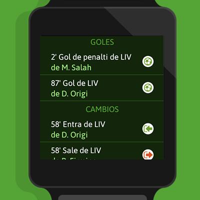 BeSoccer - Soccer Live Score screenshot 18