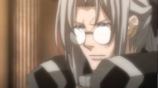 Trinity Blood - The Ibelis I. Evening Visitors